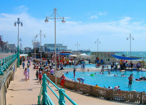 Brighton Hove Paddling Pools